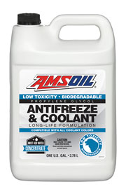 Antifreeze and Engine Coolant (ANT)