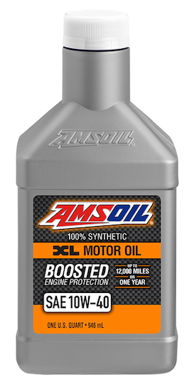 10W-40 Synthetic Motor Oil (XLO)